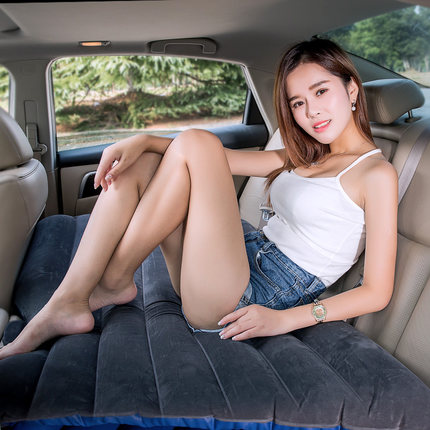 Land Rover Range Rover sports star car, onboard inflatable bed, air cushion bed, travel bed, Che Zhenchuang