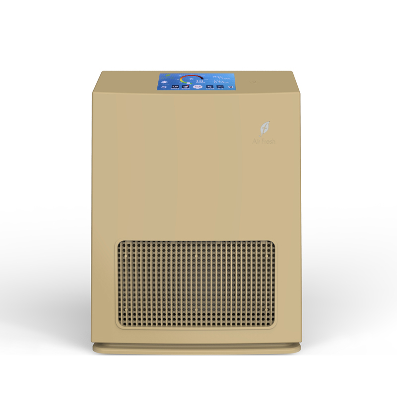 AirFresh new oxygen air purifier family bedroom durable decomposition formaldehyde removal, medical disinfection, haze, odor