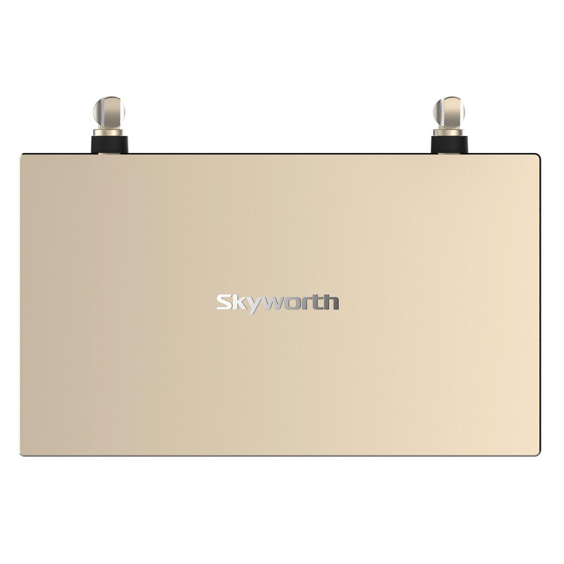 Skyworth / skyworth A9 set top box de red inteligente de ocho núcleos, un esquema 4 CPU64 A53