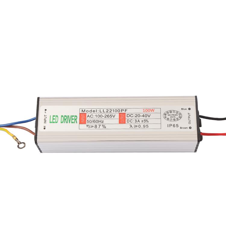 LED駆動電源50w100w150wバラスト整流器led燈ドライブ恒流電子変圧器