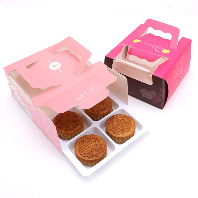 EIS Haut mooncake schnee und verführerisch eigelb... Box MIT geschenk - box hochwertige neUe - 468