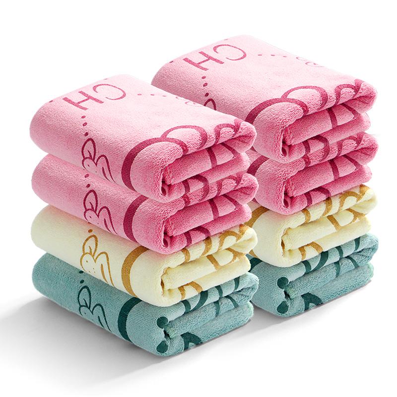 成人毛巾强力吸水洗脸柔软吸水超细纤维 加厚大面巾包邮