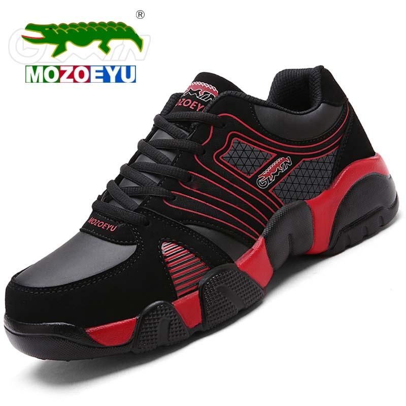 Elke dag speciale schoenen in de herfst van studenten - werkend schoenen, dikke bodem schoenen scholieren sportschoenen