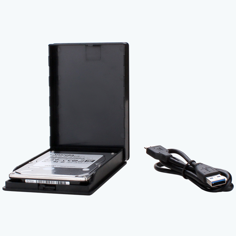 Hard disk box 3.0usb2.5 inch SATA notebook serial port mobile hard disk box USB3.0 solid state mechanical disk