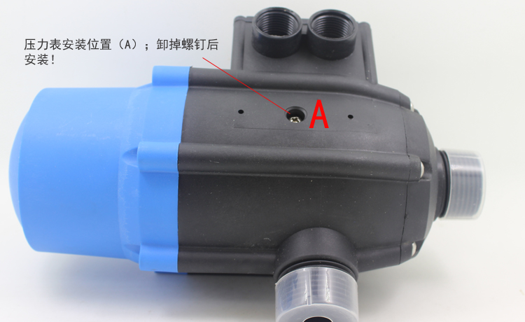 pumpun paine - ohjain / automaattisesti säädettävän hydrostaattinen paine pumpun ohjain vaihtaa veden suojelu