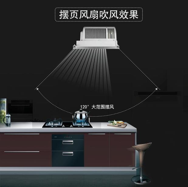 Η πραγματική ολοκλήρωση ανώτατο όριο τηλεχειριστήριο κρύο στην κουζίνα και μπάνιο μουγκός ανεμιστήρα του ανεμιστήρα ψύξης κρύο Pa εκκρεμές σελίδες