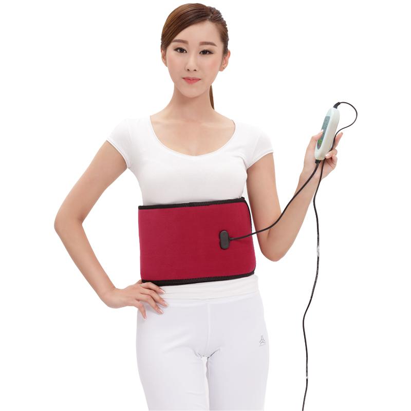 信合温灸保健ベルト灸を持って暖かい宮暖かい胃を電気腰保護保温ヨモギ腹を減らし養生