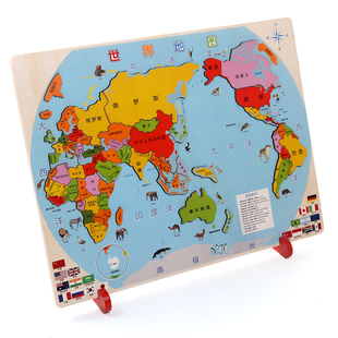 China world map wooden jigsaw puzzle 2 3 4 6 7 8 years old children china world map wooden jigsaw puzzle 2 3 4 6 7 gumiabroncs Images