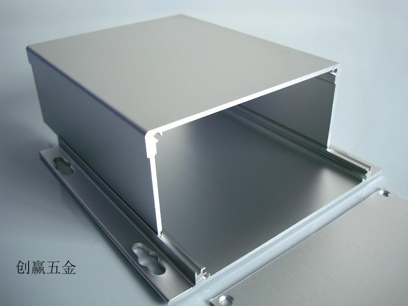 55 * 132 * 130アルミ殻殻アルミシャーシアルミ殻小さな金属アルミニウム電池ボックスdyr