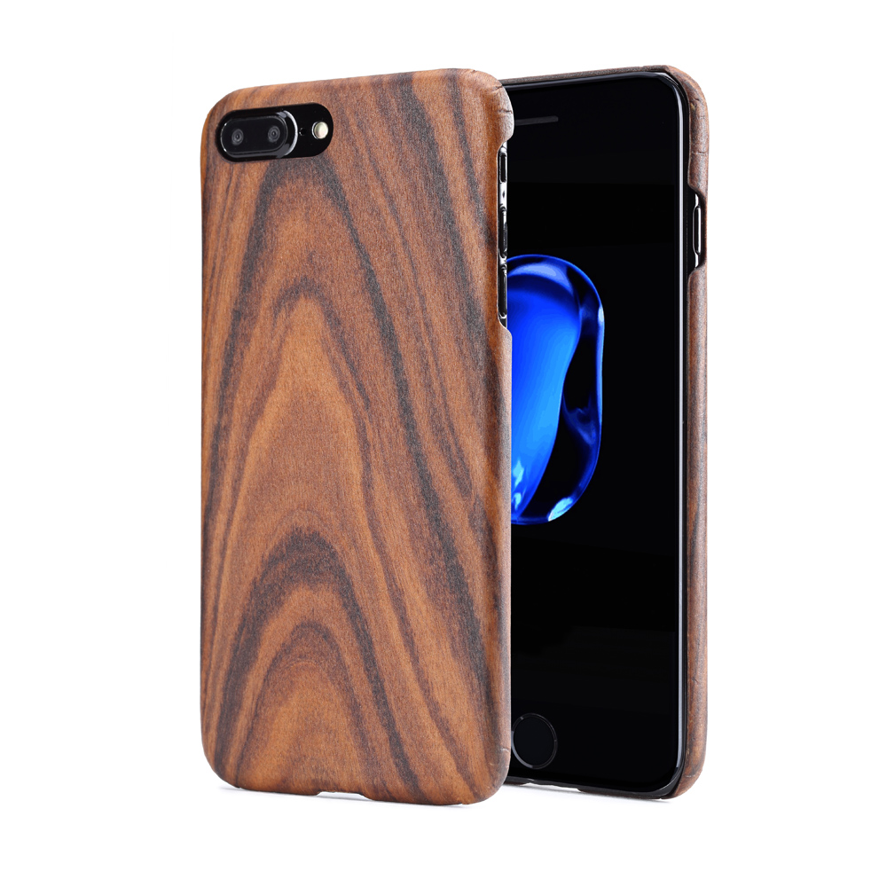 custodia iphone 8 plus legno