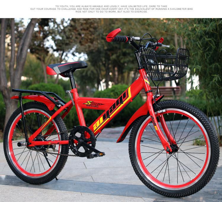 ティーンエイジャーの新しいベビーカーの自転車の子供の山学生の自転車18インチ20インチ22インチの男性と女性