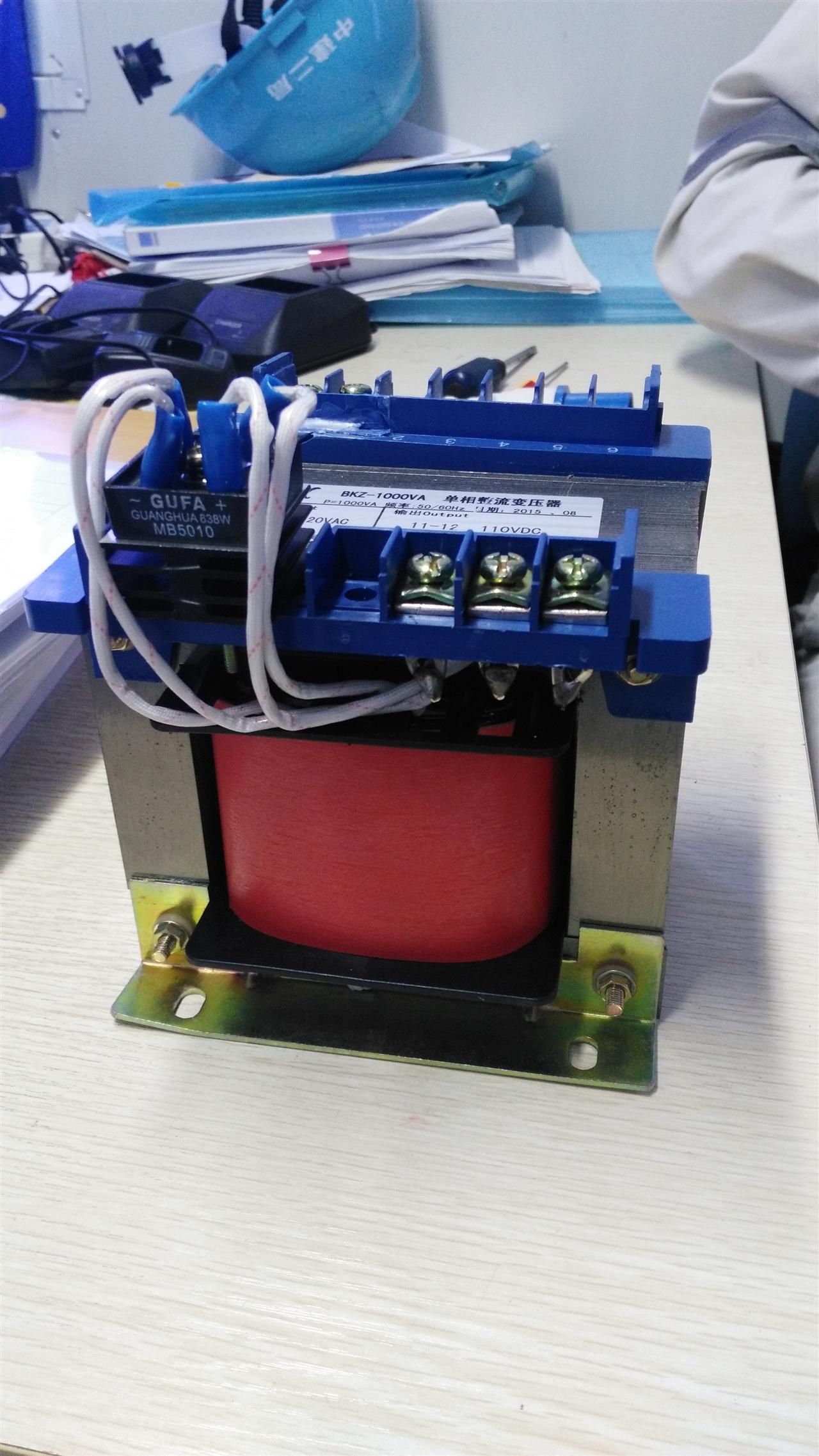 специални моторни монофазна трансформатор BKZ-300VA/300W380V DC60V преобразуване на променлив ток