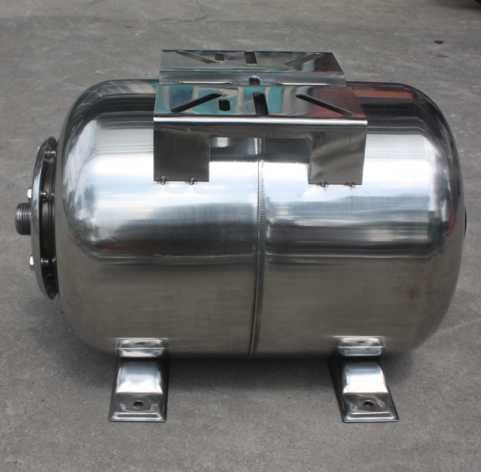 24L water tank 304 stainless steel retaining pressure tank constant pressure balance tank tank automatic pressurized pump pressure tank