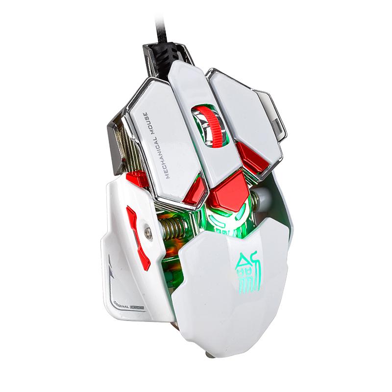 κενσέι οικογένεια L10 προσωπικότητα ποντίκι μηχανήματα έθιμο μάκρος προγραμματισμού cfLOLWOW μεταλλικό παιχνίδια μεγάλο ποντίκι