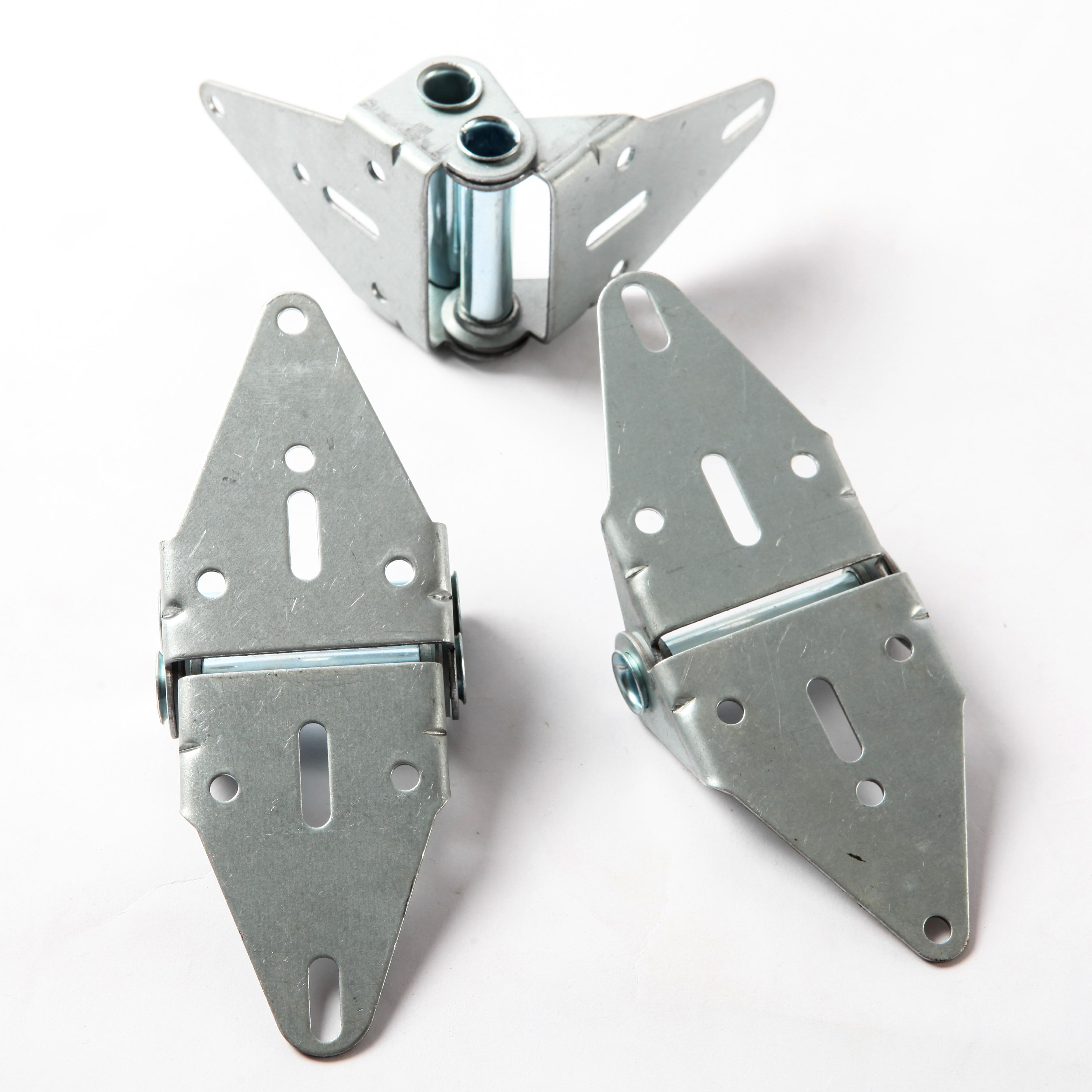 Placa de control remoto de la venta directa de la fábrica de puertas de garaje de bisagra entre 2 piezas (un segundo plato)