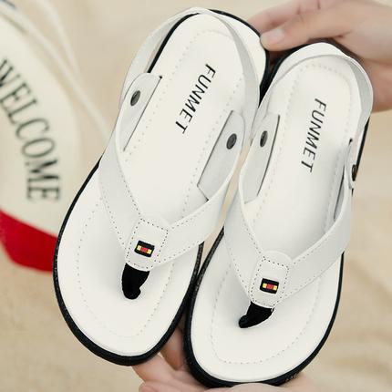 拖鞋男士凉鞋夏季室外穿人字拖潮沙滩鞋凉拖2018新款开车拖鞋时尚
