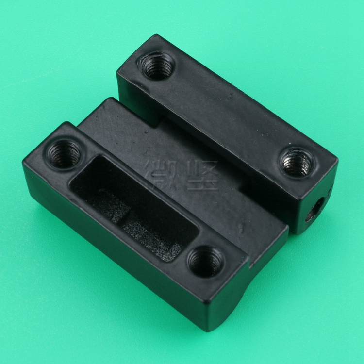 CL234 light / Black hinge HL054 outdoor movable cabinet door, industrial machinery and equipment hinge