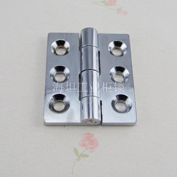 Haitan genuine JL235-2 power distribution cabinet door box hinge cabinet door hinge 65*55 direct black