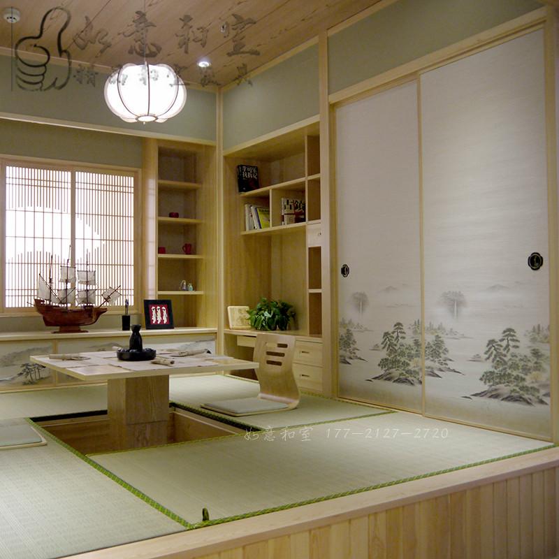 Huizhou City, wood and custom wardrobe bookcase study tatami bed balcony storage Kang custom factory direct sales