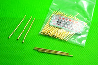 1.32MM round pin probe sleeve 75MIL test pin sleeve RL75-4T (R111-4T) inserted terminal needle sleeve