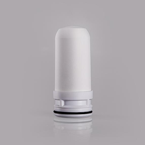水垢の浄水フィルターは水道水を1段にして飲むこと
