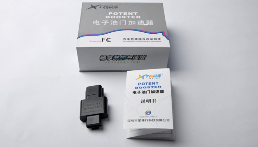 VW Golf GTI ultra-thin electronic solar term door controller POTENTBOOSTER electronic accelerator