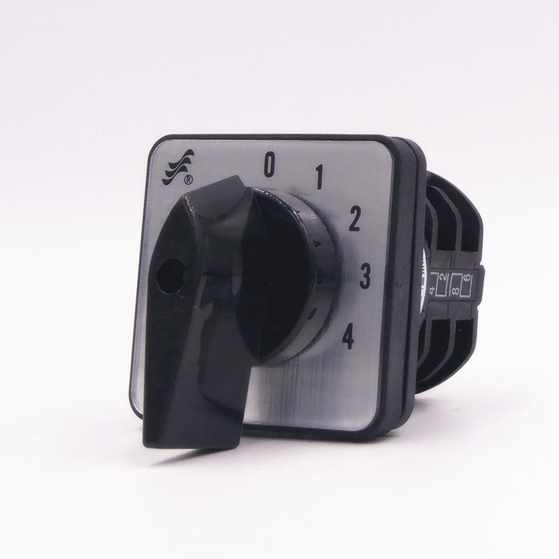 Long letter LW8D-10 five two universal switch four power switch voltage regulating switch