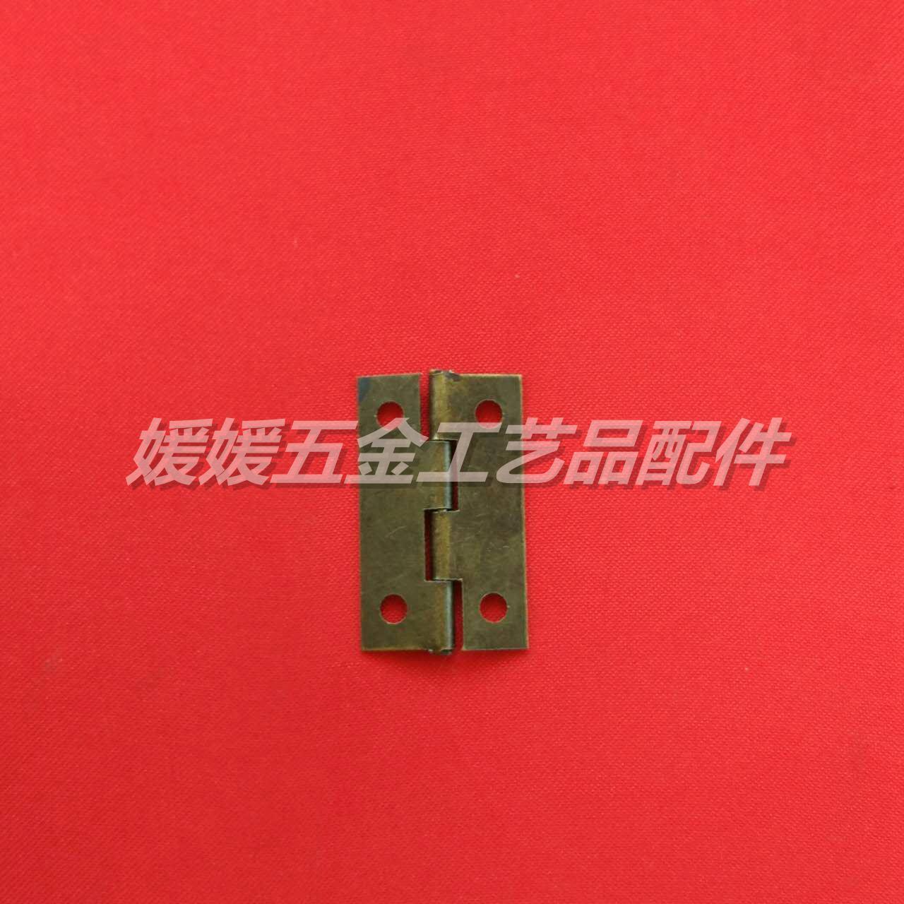 Маленькие петли мини - складные петли деревянный ящик шкатулку маленькие петли металлических частей, обычные петли