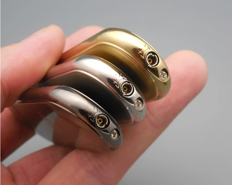 Dolphin wheel open fire lighter metal fine pearl machine ultra thin inflatable advertising lighter custom lettering