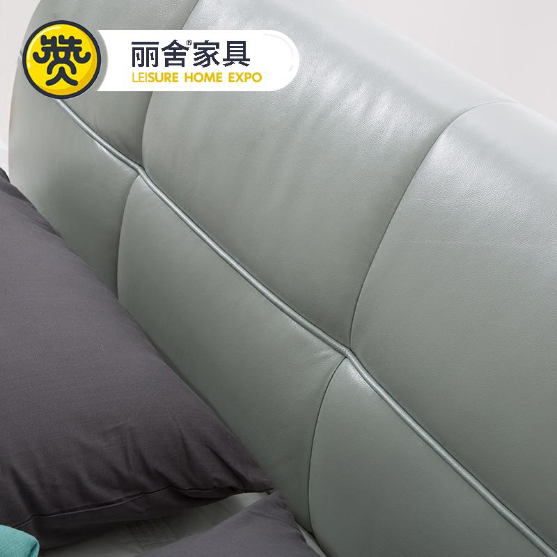 möbler av små enheter elysees nordiska dermal säng säng säng säng moderna minimalistiska 1,8 meter sovrum säng
