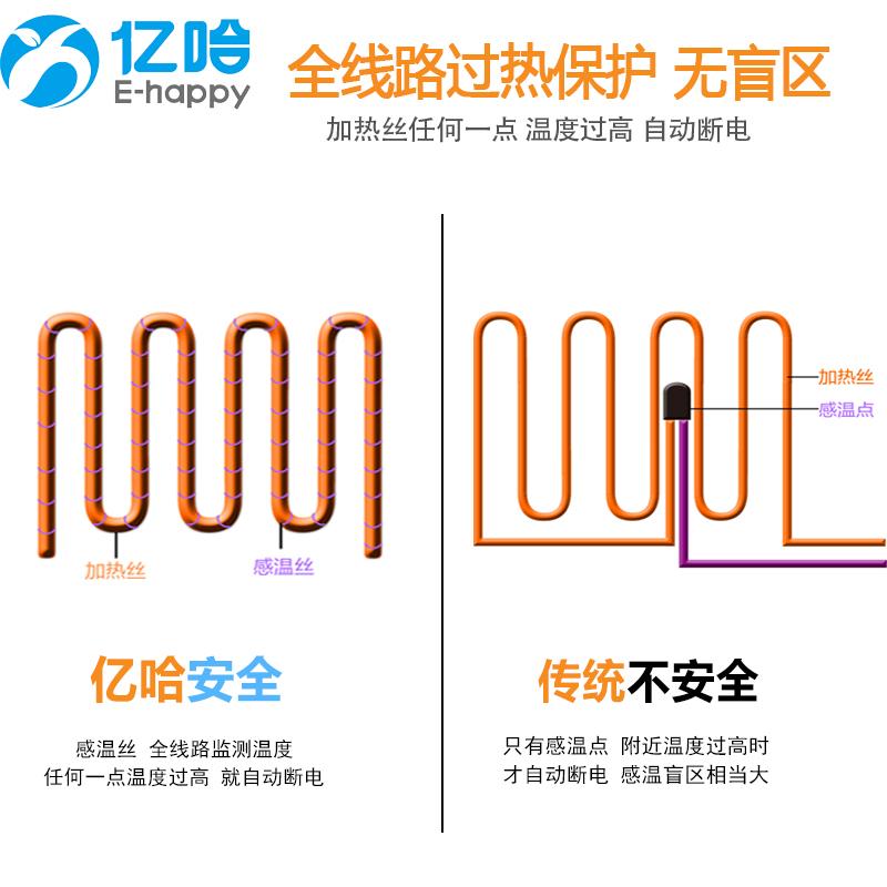 Harbin electric warm sleeping lady billion shoulder neck support in elderly male electric heating moxibustion cervical neck fomentation