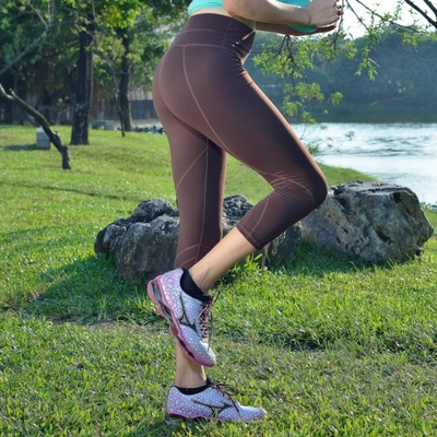 Kanada TH3 yoga - kleidung in engen hosen im frühjahr und Sommer 7 dünne Frauen pflegen, neUe yoga - Capri - Hose