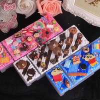 DIY cream gum package material package stationery box resin manual simulation accessories homemade jam