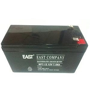 EAST 12V7.0AhNP7-12 battery EAST12V7AH battery UPS/EPS battery fire