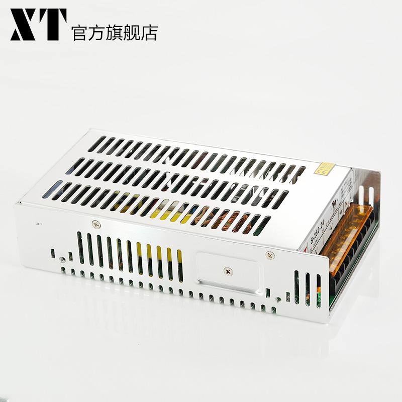 XT εξουσία παρακολούθησης 12VS-250LED διακόπτη ισχύος σε DC5V24V μετασχηματιστή AC110V220V W