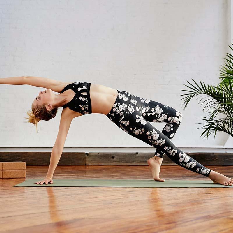 O selo amarelo Moda Esporte roupas de Yoga Leggings apertadas calças calças Yoga Fitness de secagem rápida