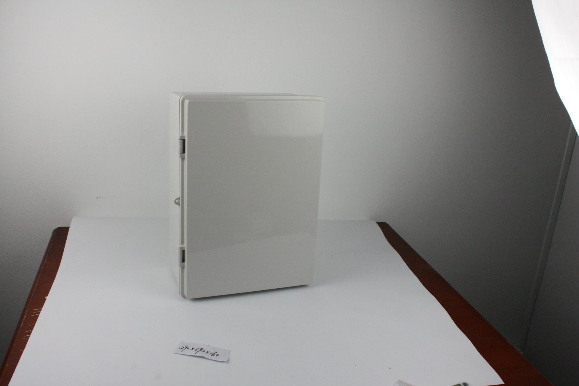 Hersteller 290 × 390 × 160 wasserdichten box. Box / ABS - kunststoff und MIT wasserdichten Distribution box