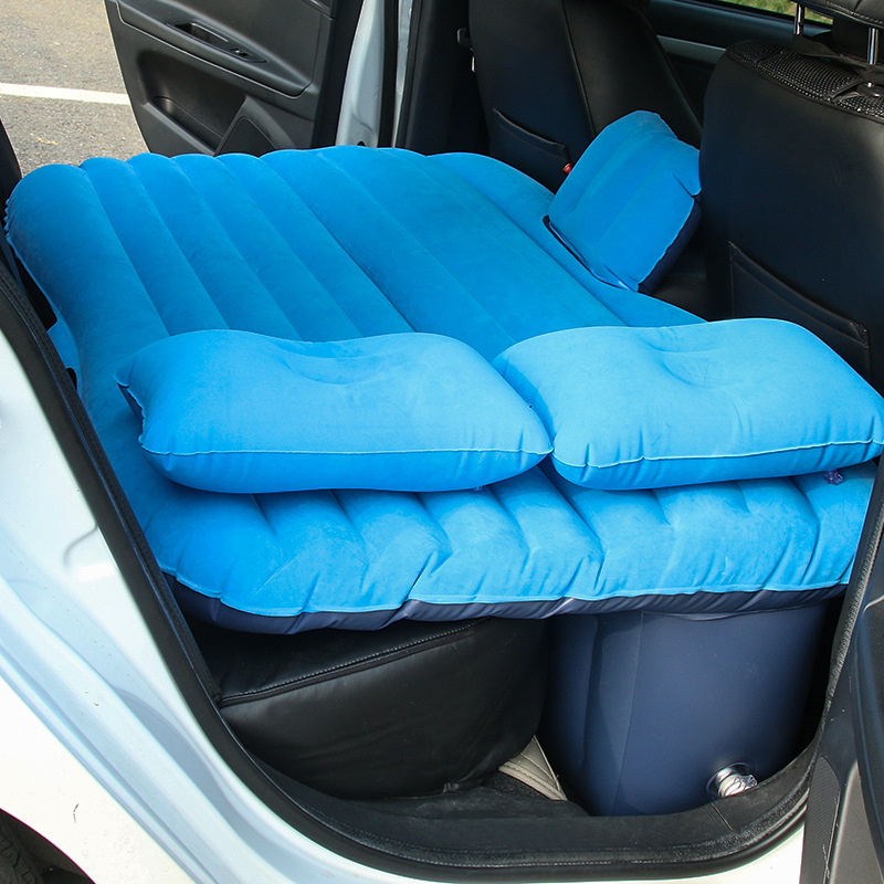 With the back of the car MAGOTAN inflatable mattress folding bed inside the car car car travel supplies adult child car