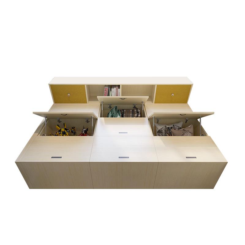 Snimay custom style tatami mat tatami bed desk m Piaochuang bedroom design