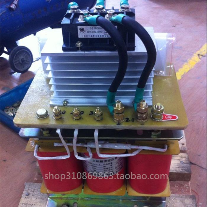 токоизправител трансформатор 380 v dc DC24V36V48V3 алинея 1 kw обмен на трансформатор 1000va
