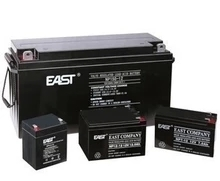 EAST EAST12V12Ah lead acid maintenance free NP12-12 battery DC panel UPS/EPS power supply