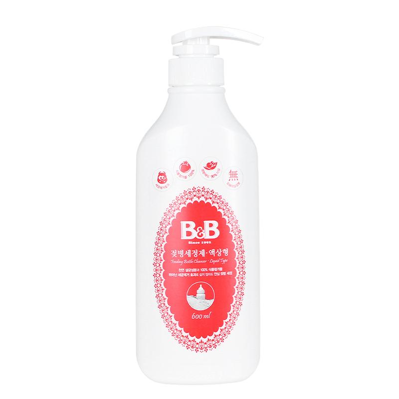 液食器潔剤(液体型)600 ml乳洗浄韓国保宁洗浄剤瓶詰め清哺乳瓶