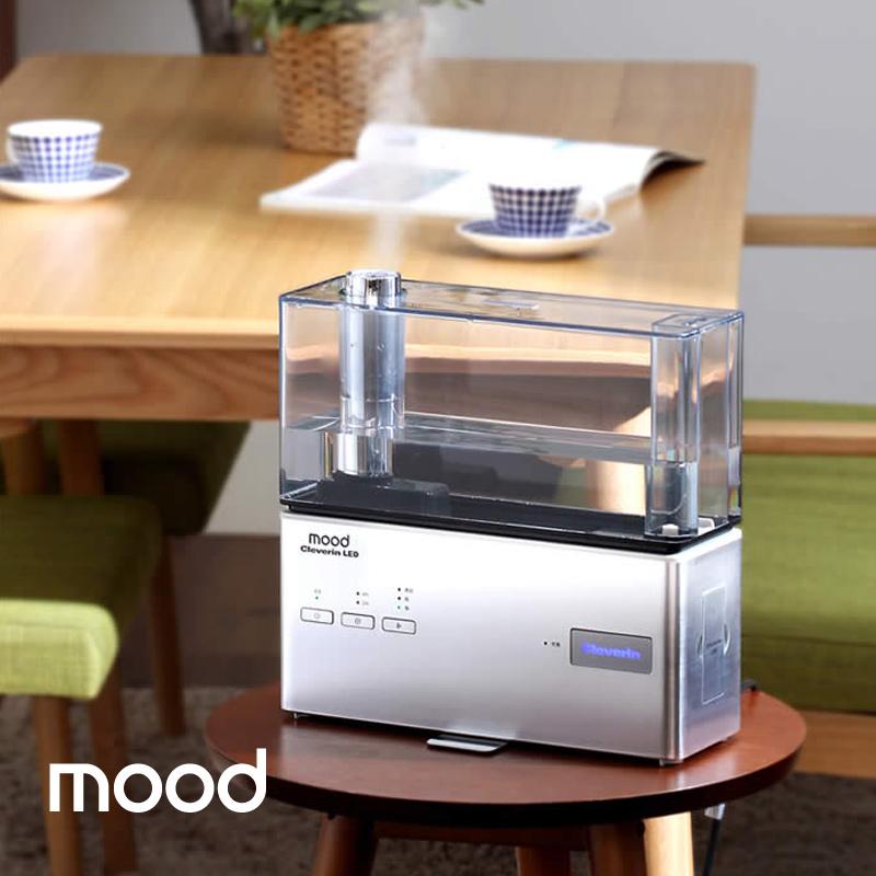 日本mood妊婦赤ちゃん加湿器家庭用シズネ寝室時限知能の空気浄化301C包郵
