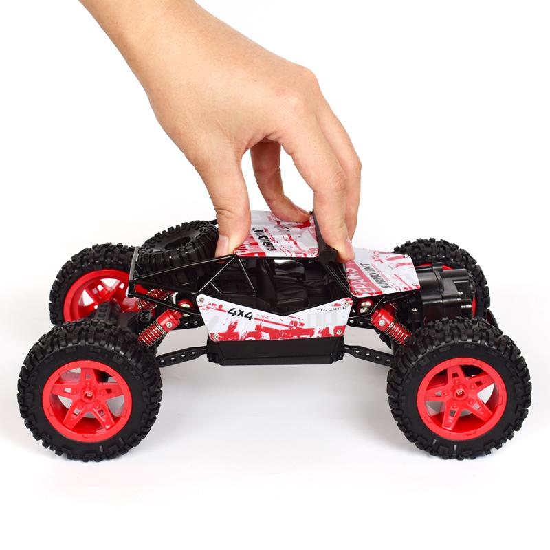 Kinder - spielzeug ferngesteuerte elektrische fernbedienung auto 4x4 - Jungen - spielzeug - modellautos auf lithium -