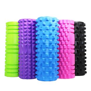 健身泡沫轴肌肉放松筋膜瘦腿瑜伽柱狼牙棒按摩滚轴初学者琅琊滚轮
