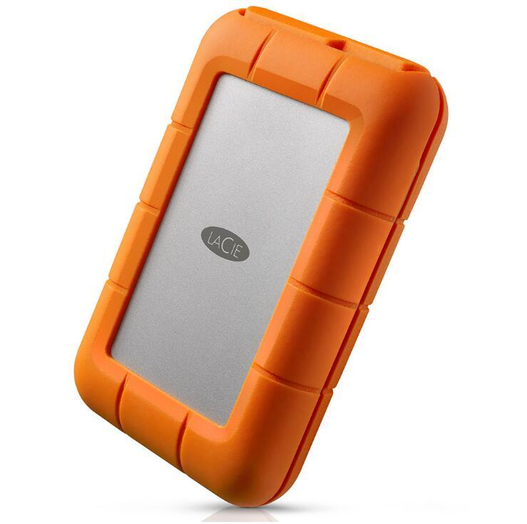 LaCieRugged2.5 zentimeter 2t mobile festplatte post - blitz 9000489 usb3.0
