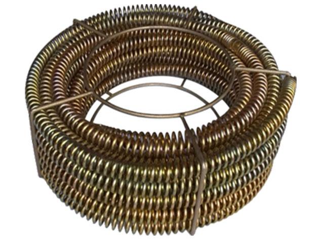 Alegre el dragado de primavera a través de tuberías de desagüe de inodoro inodoro eléctrico de dragado 14mm10 metros
