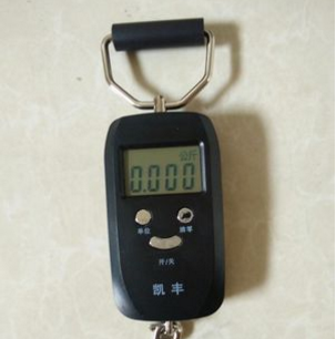 Buy portable electronic portable scale portable electronic scale fair balance hand scale scale express parcel scale 50KG