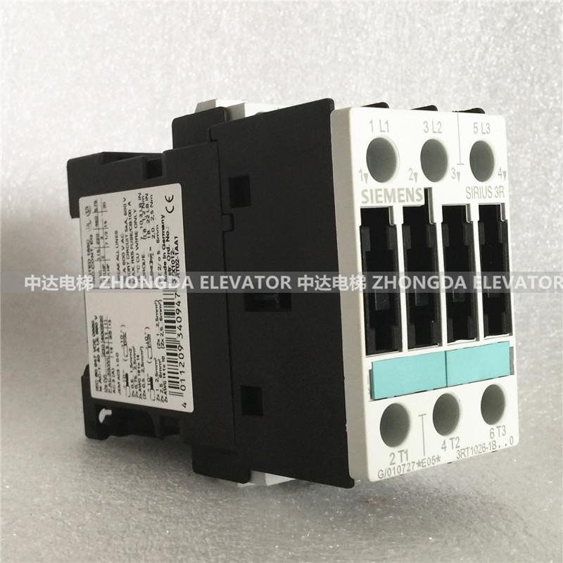 Repuestos de ascensores Kone contactores contactores de corriente continua 3RT1026-1B..01BB40 convertidor Siemens