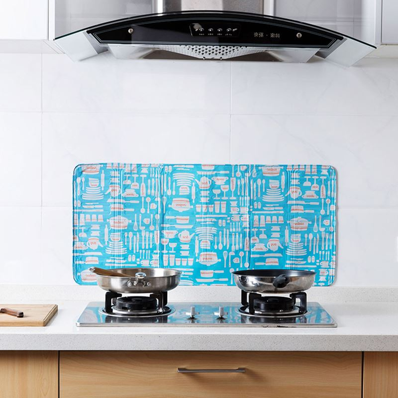 البيت بوتاجاز الألومنيوم احباط العزل الحراري لوحة يربك النفط عزل النفط لوحة موقد المطبخ الطبخ المنزلية دفقة النفط يربك